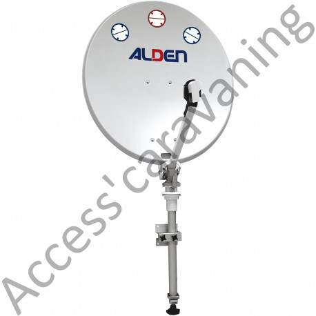 Antenne Airpass 85 manuelle - Kit complet