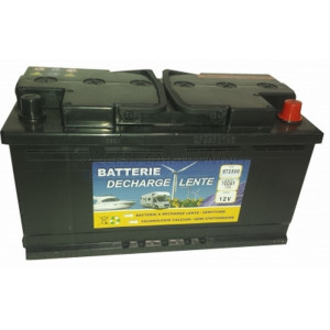 Batterie acide 100 Ah - 12...