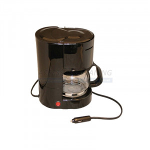 Cafetiere 6 tasses - 12 Volts